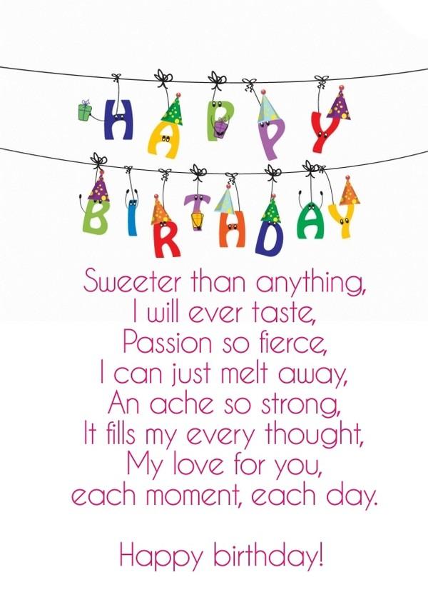 happy birthday mom poems and happy 35th birthday poems