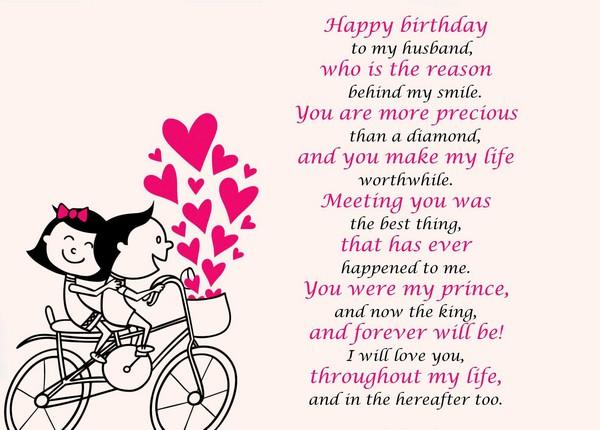 happy birthday poems to my husband happy birthday poems for him