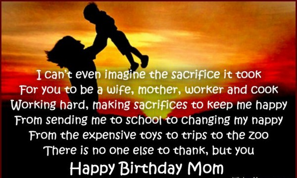happy birthday son poems and happy birthday poems mom