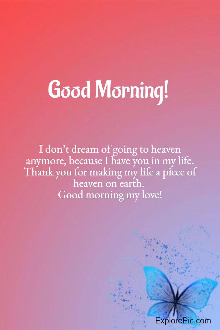 happy morning quotes for her celebrating love romantic wishes messages for him her