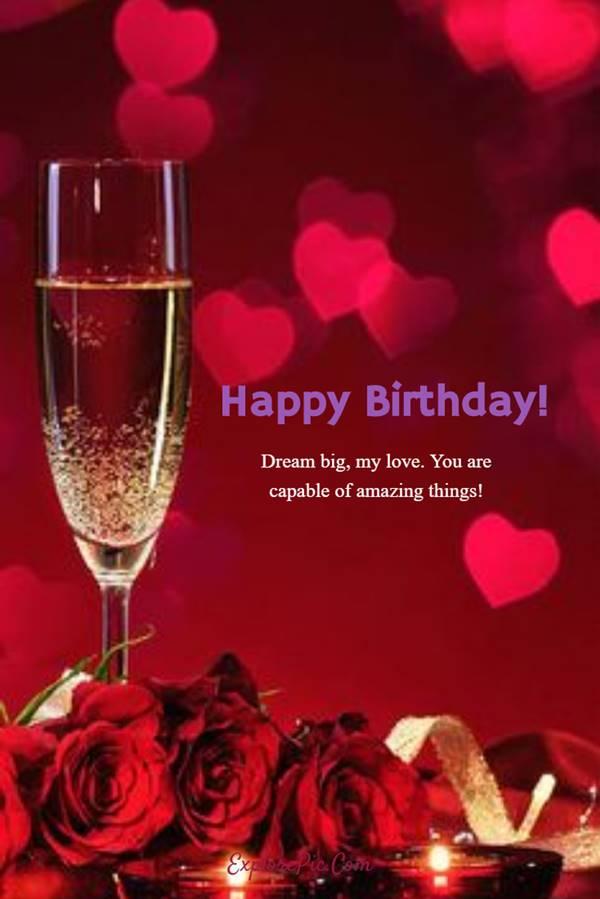 Happy Birthday Wishes & Messages for Boyfriend