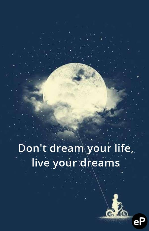 Believe in your dreams quote Dream quotes Meaningful quotes Inspirational quotes 1