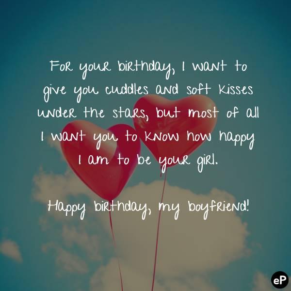 best romantic birthday wishes for boyfriend | happy birthday my boyfriend, distance birthday wishes for boyfriend, sweet happy birthday messages