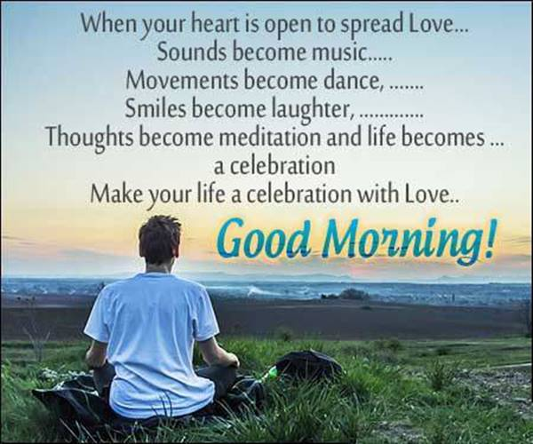 45 Motivational Morning Messages - Good Morning ideas | good morning facebook friends and family quotes, pictures of the morning, good morning photos friday