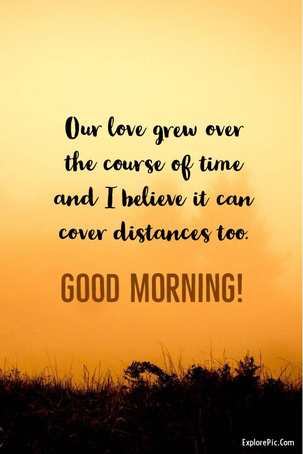 60 Romantic Good Morning Messages for Her | good morning love, good morning sweetheart, morning love