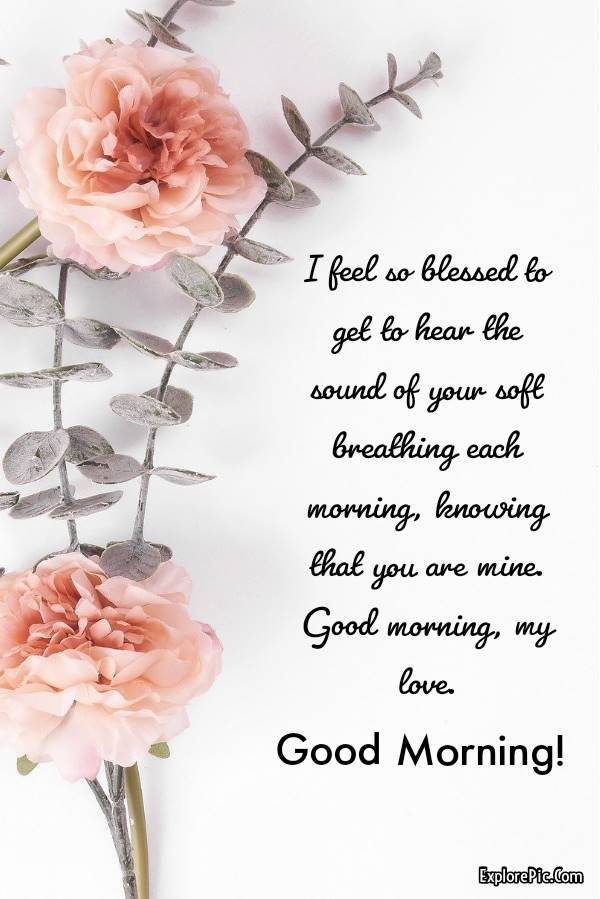 60 Romantic Good Morning Messages for Her | good morning lovers, long good morning messages for her, good morning msg for her