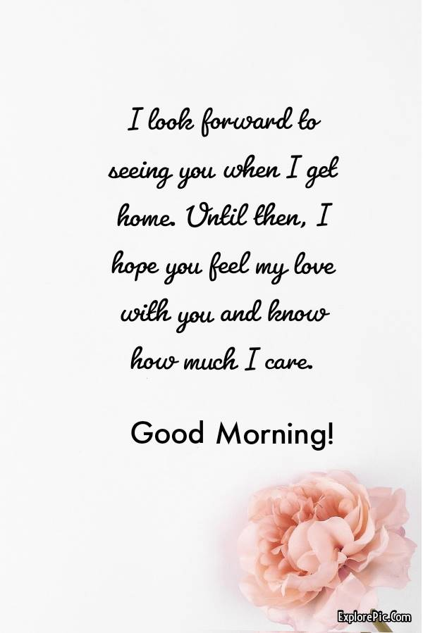 60 Romantic Good Morning Messages for Her | sweet good morning messages, sweet good morning message, good morning text