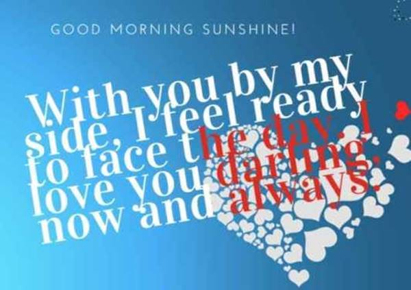 60 Romantic Good Morning Messages for Her | good morning love messages for girlfriend, morning love quotes, good morning dear love