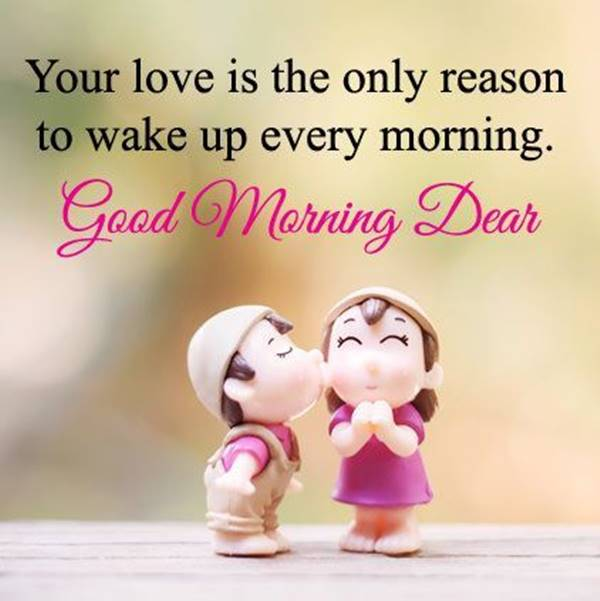 60 Romantic Good Morning Messages for Her | good morning my love i miss you, romantic morning love quotes, good morning heart