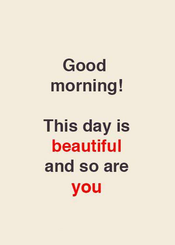 60 Romantic Good Morning Messages for Her | good morning message love, good morning babe i love you, romantic good morning message