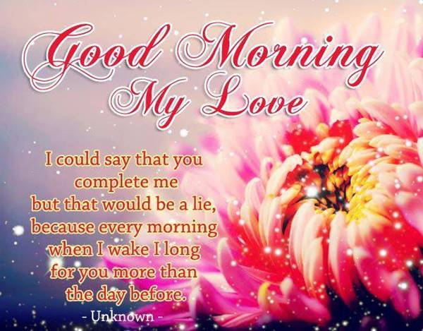 60 Romantic Good Morning Messages for Her | good morning status love, cute good morning text for her, good morning darling sms
