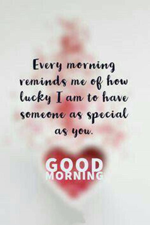 60 Romantic Good Morning Messages for Her | good morning quotes love, love quotes good morning, good morning sms in english
