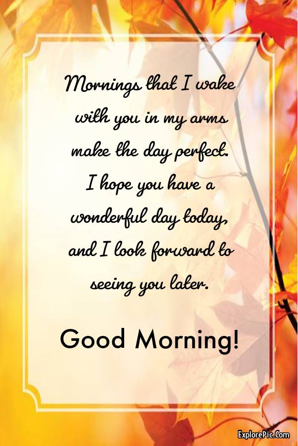 60 Romantic Good Morning Messages for Her | romantic good morning, good morning message to my love, good morning messages for her