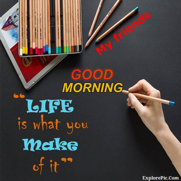 70 Good Morning Cards and Messages For Friends | good morning my beautiful friend, good morning friends, good morning beautiful friend