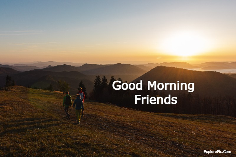 Good Morning Cards and Messages For Friends