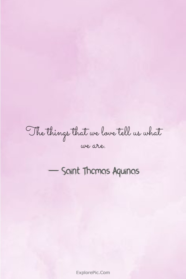 110 Saint Thomas Aquinas Quotes and Sayings | philosophy st thomas aquinas quotes, st thomas aquinas quotes on wisdom, st augustine quotes