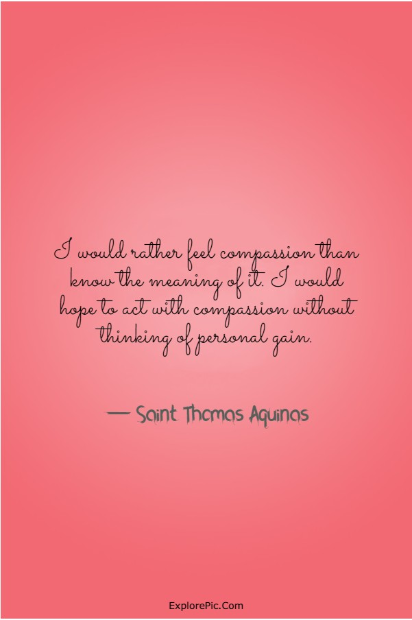 110 Saint Thomas Aquinas Quotes and Sayings | Thomas aquinas quotes,  Calm quotes, Quote
