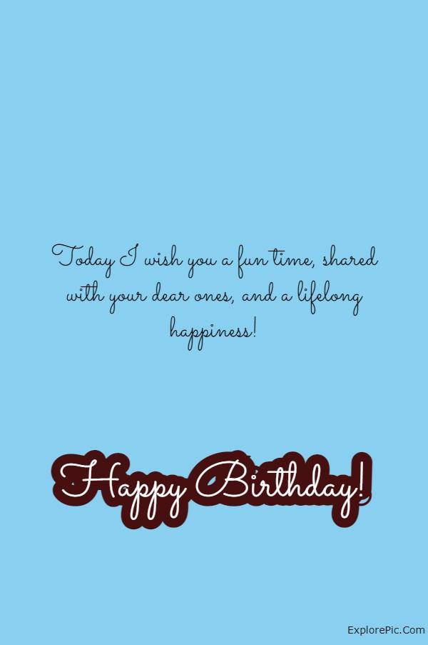 50 Of The Best Happy Birthday Quotes | Happy Birthday Images, happy birthday pictures, birthday quotes