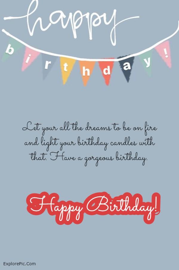 50 Of The Best Happy Birthday Quotes | happy birthday images, love happy birthday quotes, inspirational happy birthday quotes
