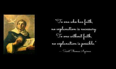 Saint Thomas Aquinas Quotes and Sayings