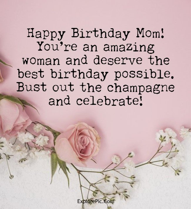 emotional birthday wishes for your mother
