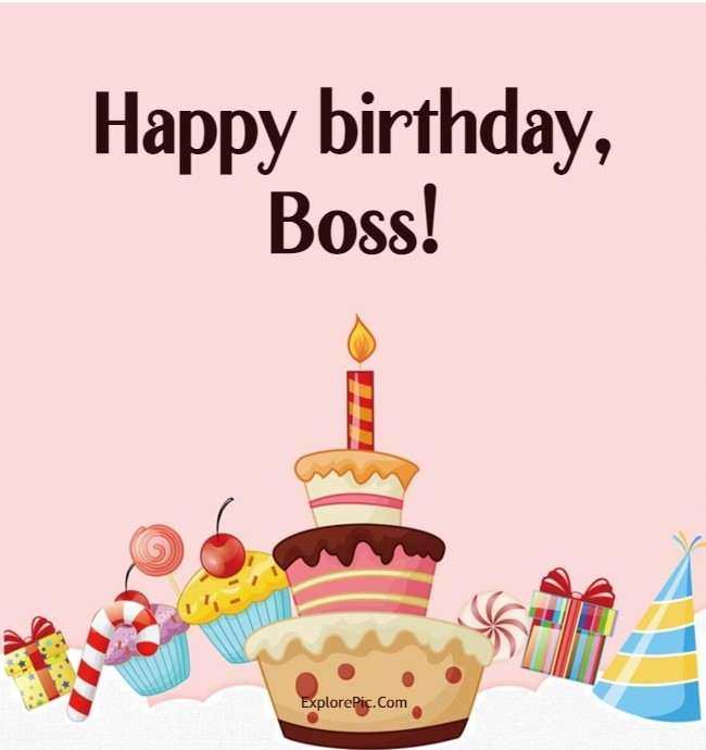 funny birthday wishes for my boss