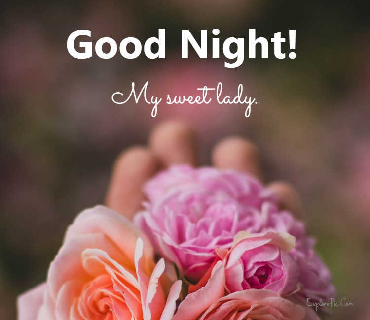good nightlove messages for her