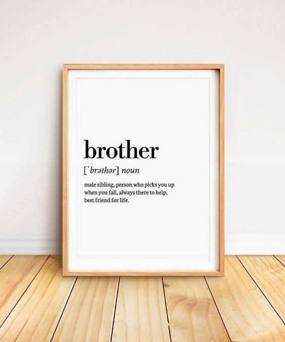 Brother Inspirational Quotes