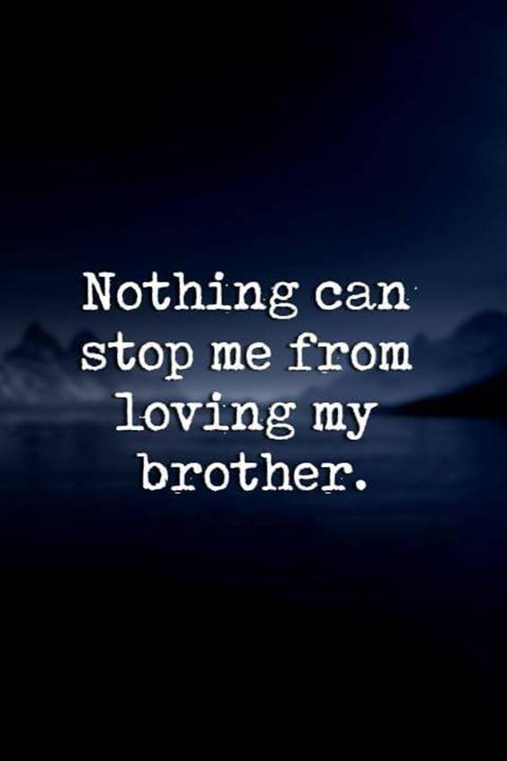 Best Brothers Quotes