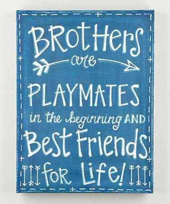 Friends Brothers Quotes