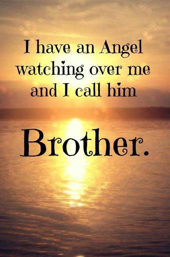 Older Brothers Quotes