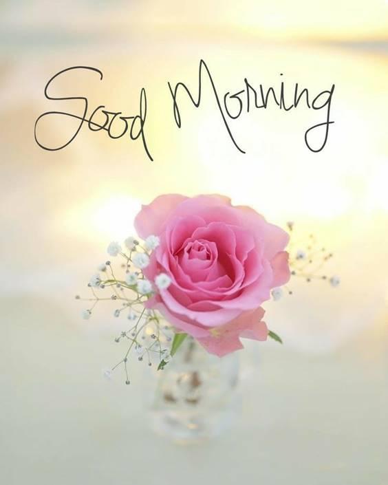 Good Morning Health Message