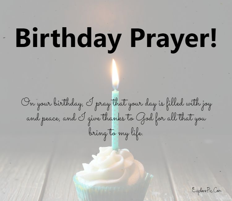 80 Beautiful Happy Birthday Prayers & Blessings from the Heart (2)