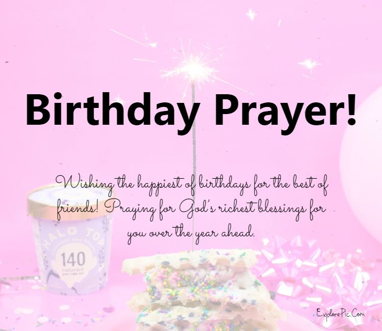 80 Beautiful Happy Birthday Prayers & Blessings from the Heart (3)
