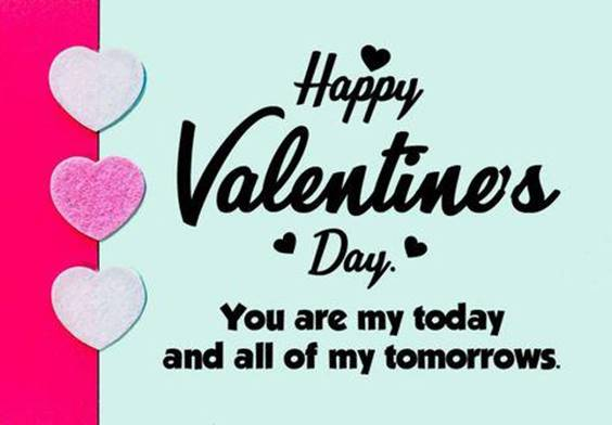 300 Happy Valentine's Day Messages Wishes and Quotes 22