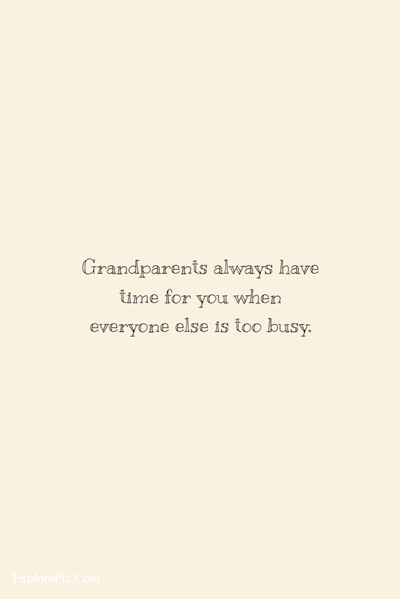 45 Awesome Grandparents Quotes About Life (11)