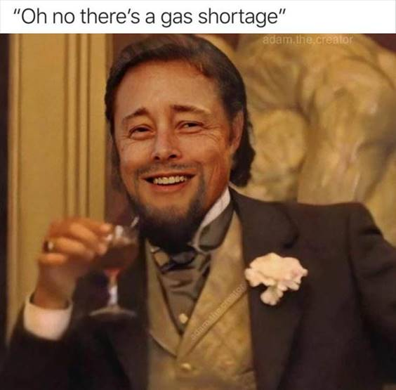 """Top 50 Funniest Memes Of The Week best of memes """"This whole hoarding gas and storing it in unauthorized containers business really needs to stop"""""""