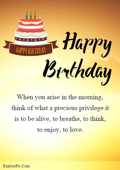 60 Birthday Wishes for Boys – Happy Birthday Boys (1)