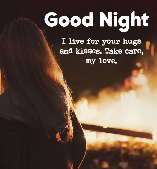 good night for him