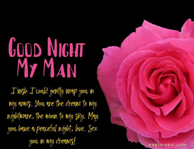 goodnight quotes for boyfriend