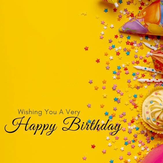 have a happy and healthy birthday