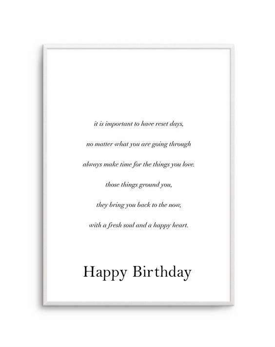 have a very happy birthday 1
