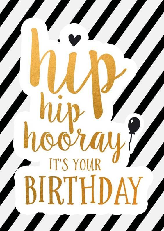 have a wonderful birthday 1