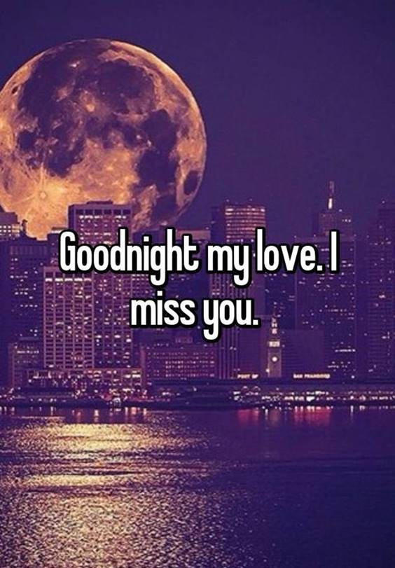 hot romantic good night quotes for boyfriend
