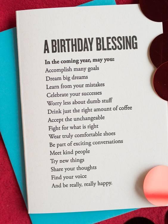 opening prayer for birthday
