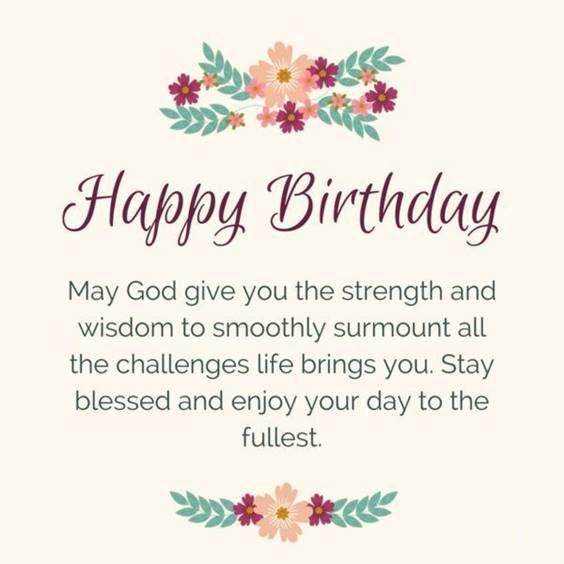 prayer for cousin birthday