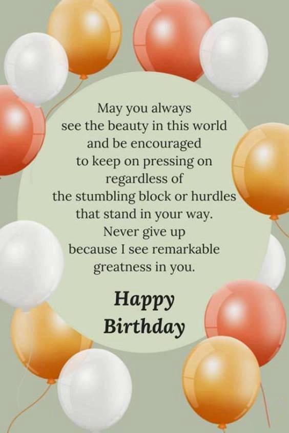 religious happy birthday greetings