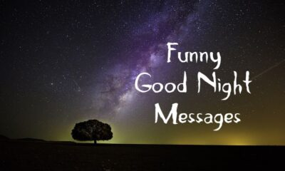 sweet funny good night messages and quotes
