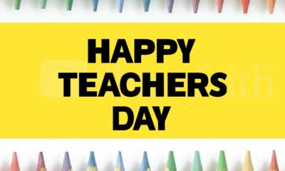 Teachers Day Wishes Messages and Quotes Teacher Appreciation Thank You Notes