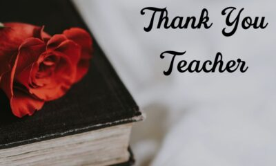 Thank You Teacher Messages And Quotes What Is The Best Message For Teacher